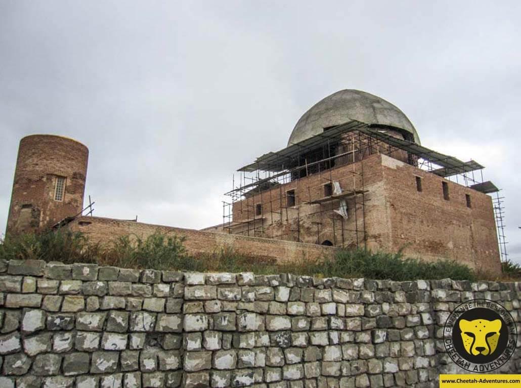 jameh mosque of ardabil-ardabil-iran tour cultural heritage depth package travel visit iran