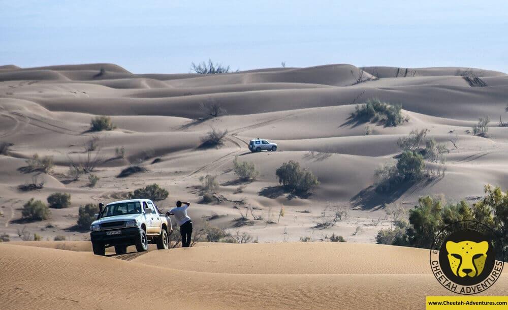 rig-e Jenn-dasht-e kavir- desert Tours