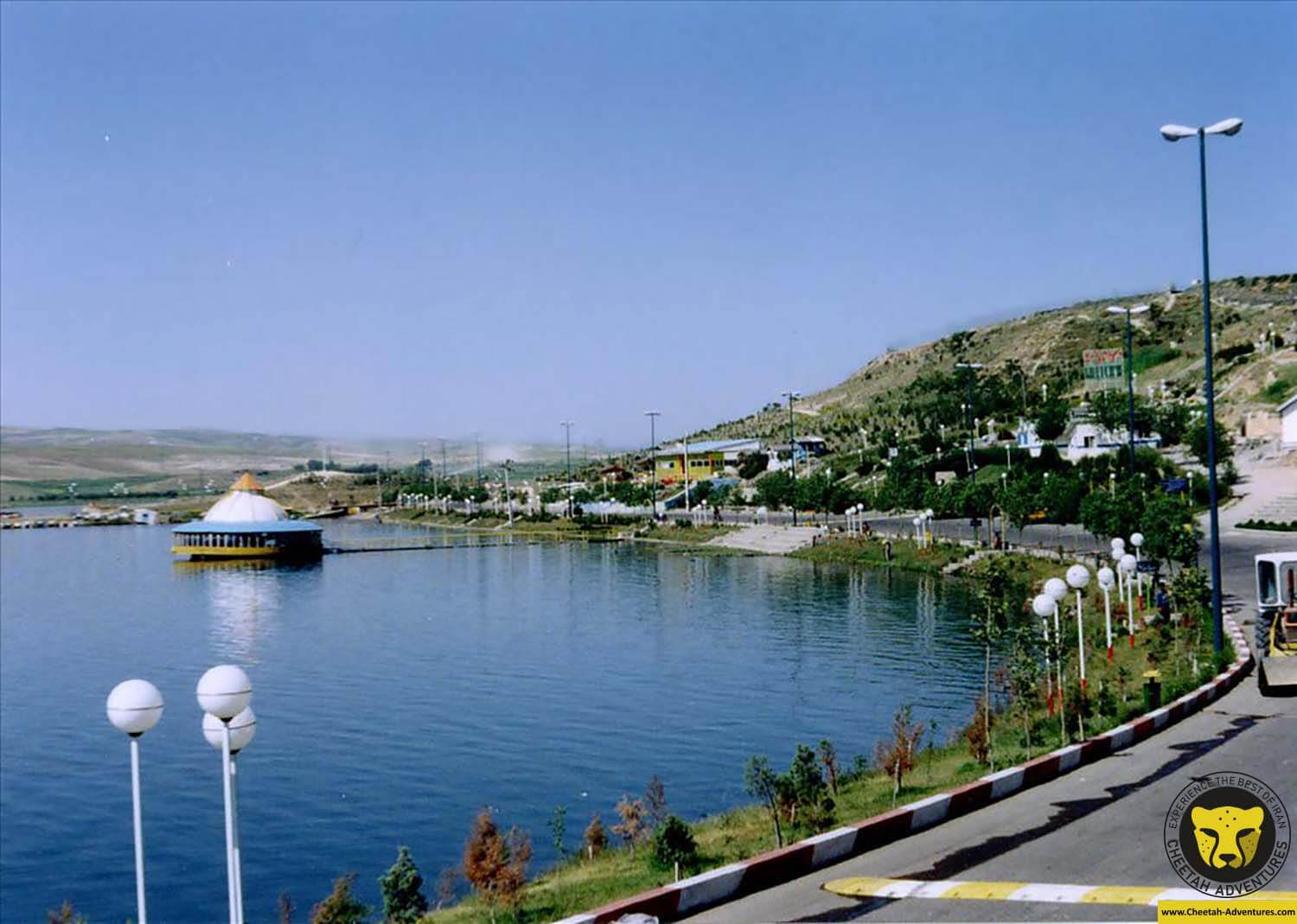 shorabil-lake-ardabil-iran tour cultural heritage depth package travel visit iran