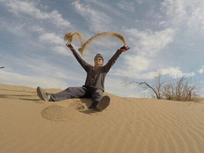 Kashan Cultural Tour, Nushabad, drive to Abuzeidabad iran Desert dasht e lut