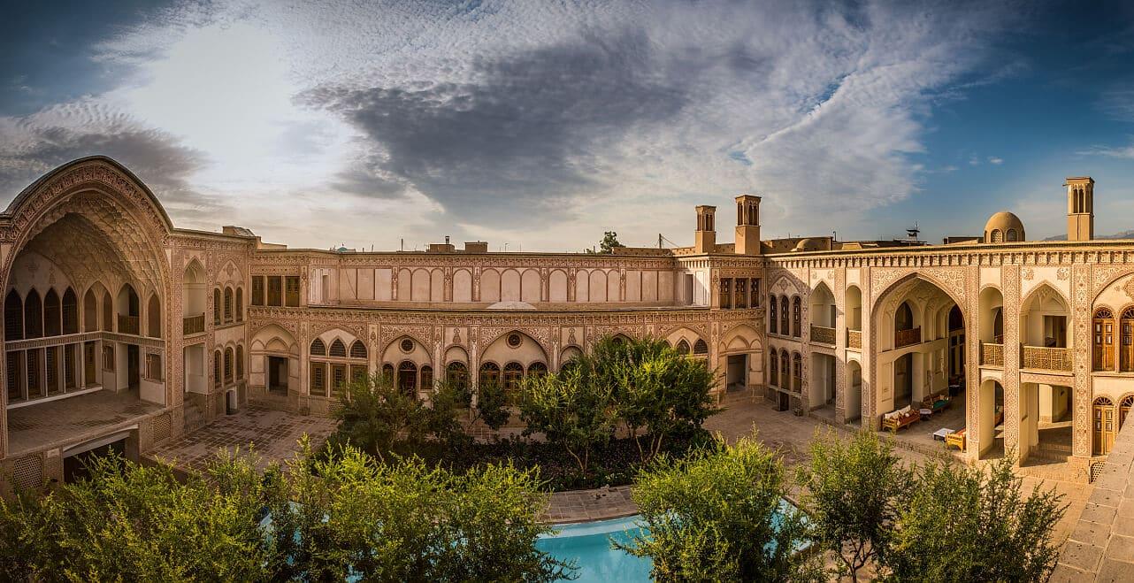 ameriha house iran tour kashan cultural tour package visit iran travel cheetah adventures