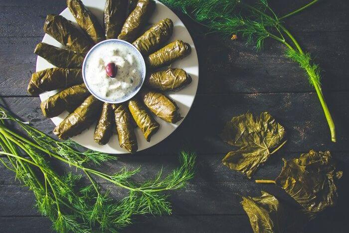 Dolma-Iranian dishes-Iran Culture
