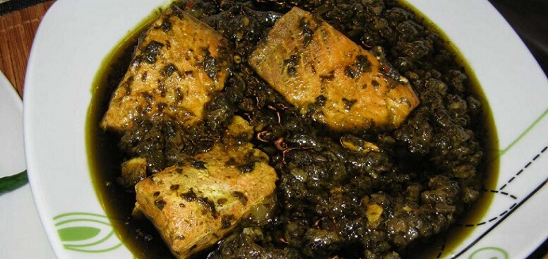 Ghalieh Mahi-Iranian dishes-Iran Culture