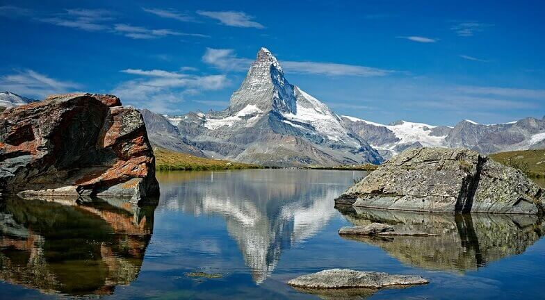 9 peaks to summit in a lifetime-mount damavand mountain trekking tour-Matterhorn, Switzerland
