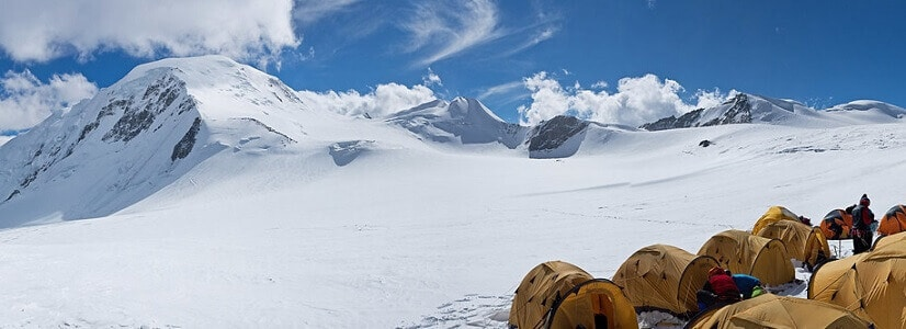 9 peaks to summit in a lifetime-mount damavand mountain trekking tour-Mount Khuiten, Mongolia