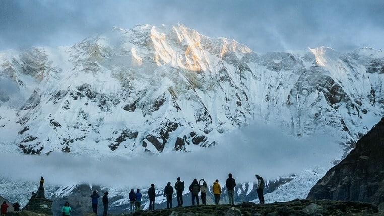 9 peaks to summit in a lifetime-mount damavand mountain trekking tour-mount Annapurna, Nepal