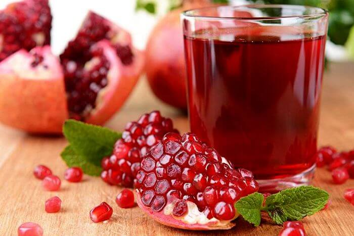 Ab Anar (Pomegranate Juice)-Iranian Beverages-Iran culture