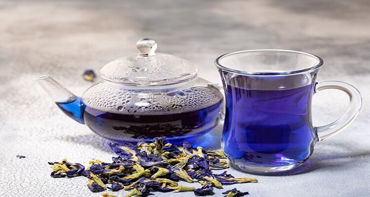 Gol Gav Zaban (Borage Tea)-Iranian Beverages-Iran culture