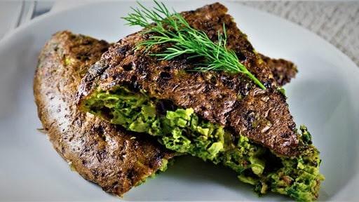 Kuku Sabzi-Iranian food-Iran culture