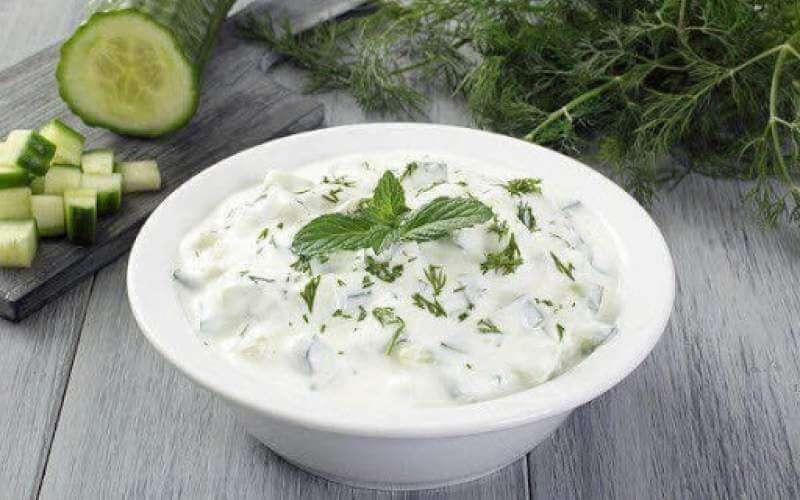 Yogurt-Iranian food-Iran culture