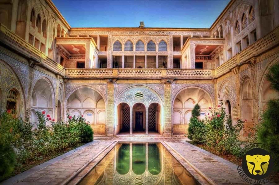 Abbasian house kashan culture tour package trip visit iran tour package travel iran trip