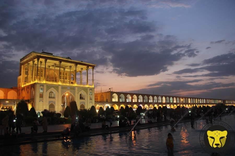 Aliqapu (Aali Qapu) Palace, Naghsh-e Jahan Square, Isfahan, Iran Tour visit iran tour package travel iran trip
