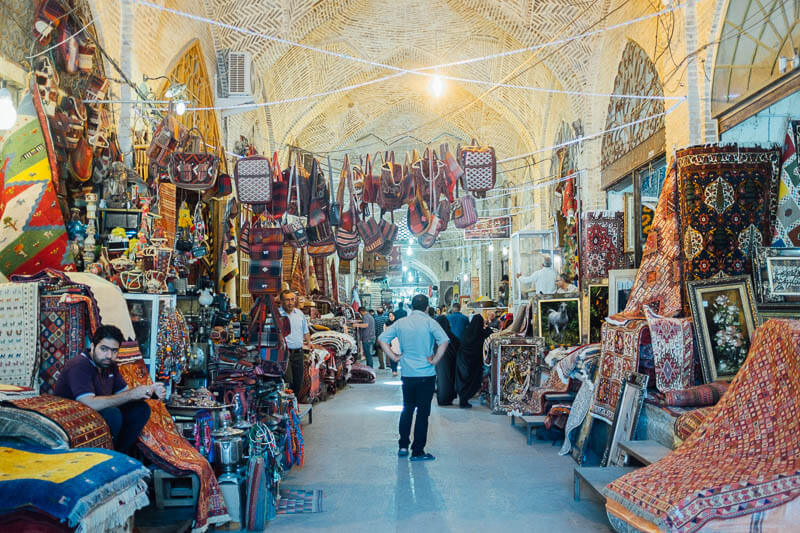 Bandar Abbas Bazaar visit iran tour travel guide attractions things to do destinations Cheetah adventures