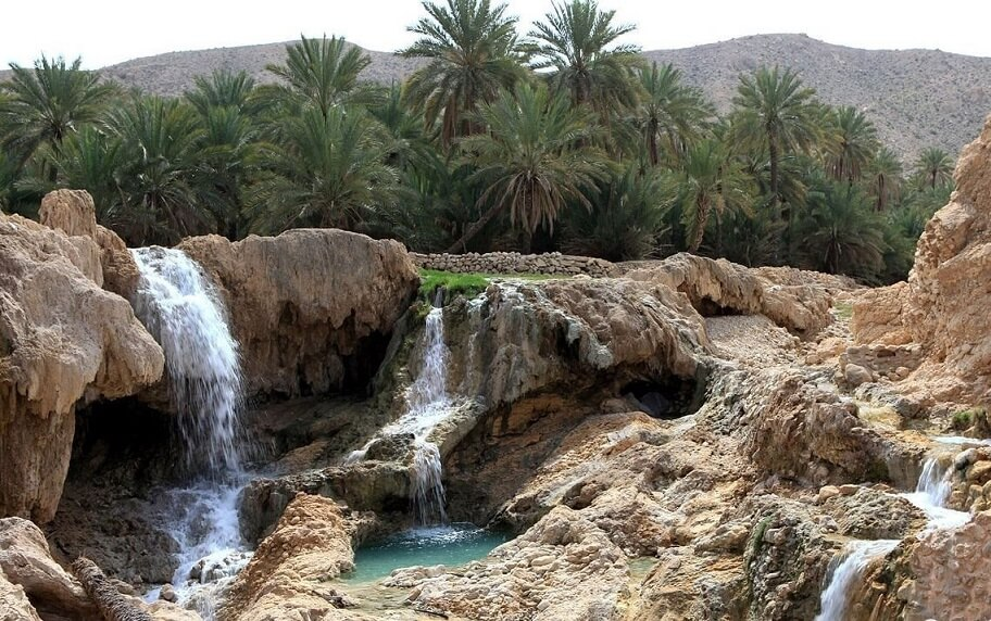 Genu warm spring Bandar Abbas visit iran tour travel guide attractions things to do destinations Cheetah adventures