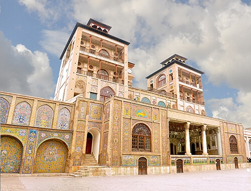 Golestan Palace Tehran things to do iran attractions iran destinations visit iran travel guide cheetah adventures