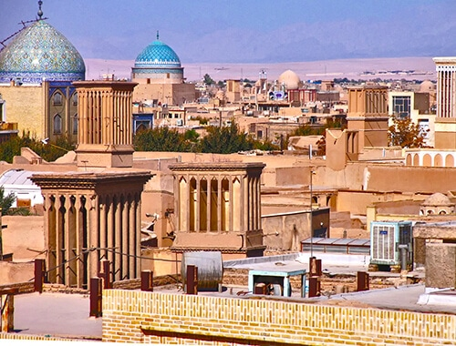 Historic City of Yazd things to do iran attractions iran destinations cultural sites in iran unesco heritage