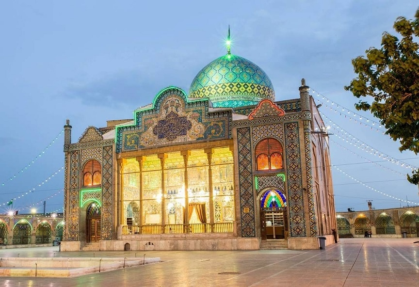 Imamzadeh-ye Hosseinvisit iran tour travel guide attractions things to do destinations Cheetah adventures