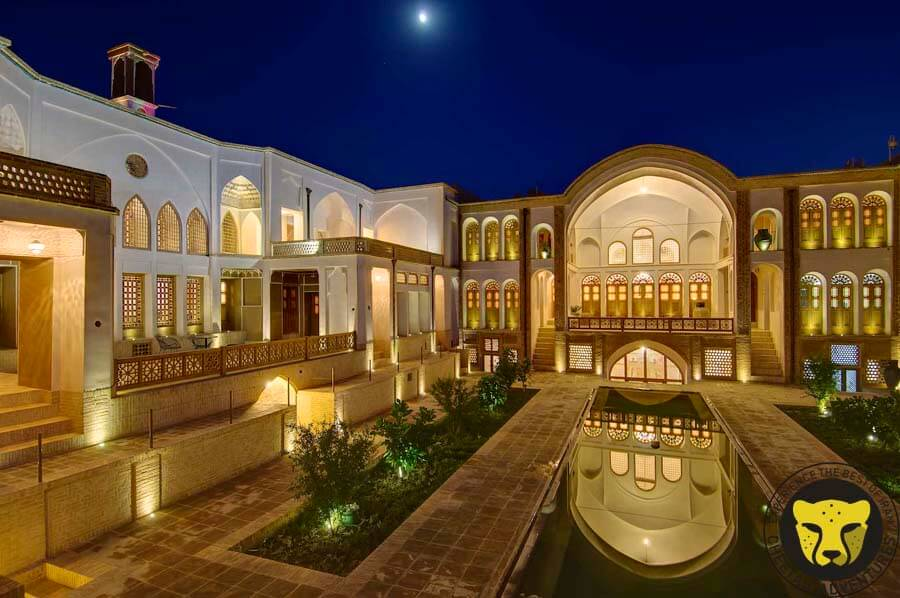 Manouchehri traditional house kashan cultural tour package visit iran tour package travel iran trip