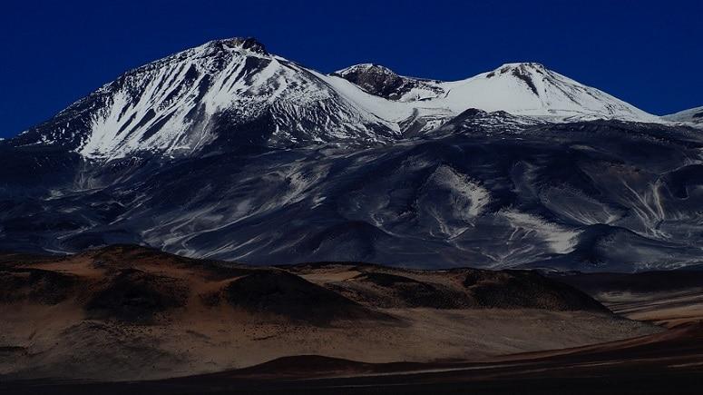 Mount Ojos del Salado-Volcanic Seven Summits-climb Mount Damavand mountain trekking summit height facts