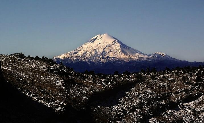 Mount Orizaba-Volcanic Seven Summits-climb Mount Damavand mountain trekking summit height facts