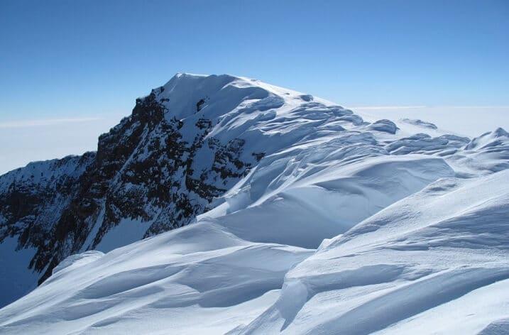 Mount Sidley-Volcanic Seven Summits-climb Mount Damavand mountain trekking summit height facts