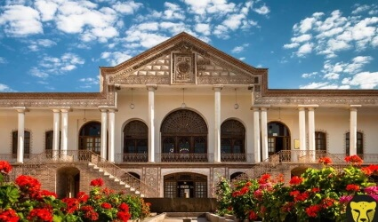 Muze Qajar Tabriz Qajar museum iran tour guide travel destinations iran destinations top iran destination things to do tourist attractions in Iran cheetah adventures