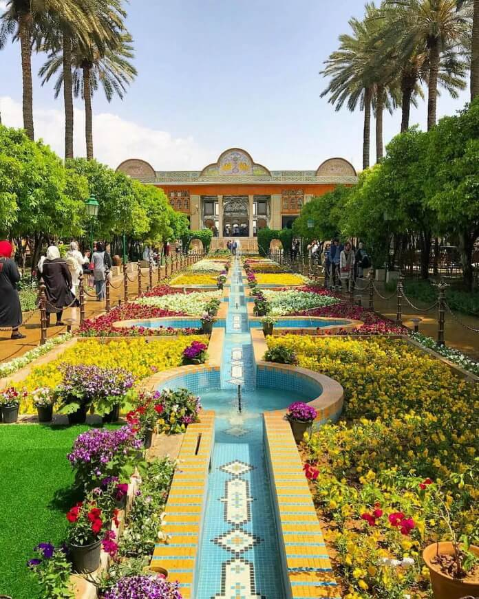 Naranjestan ghavam shiraz cultural tour visit iran tour package cheetah adventures 2