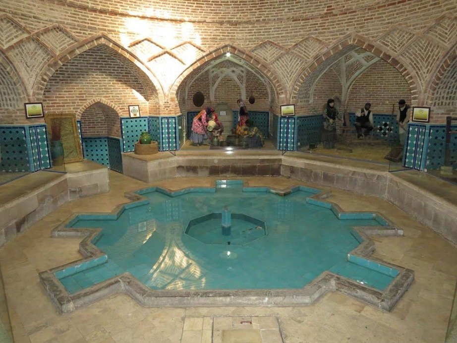 Qajar bathhouse (Anthropology museum) visit iran tour travel guide attractions things to do destinations Cheetah adventures