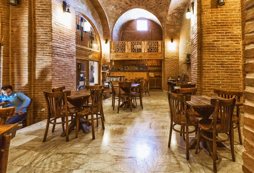 Qazvin cafes visit iran tour travel guide attractions things to do destinations Cheetah adventures