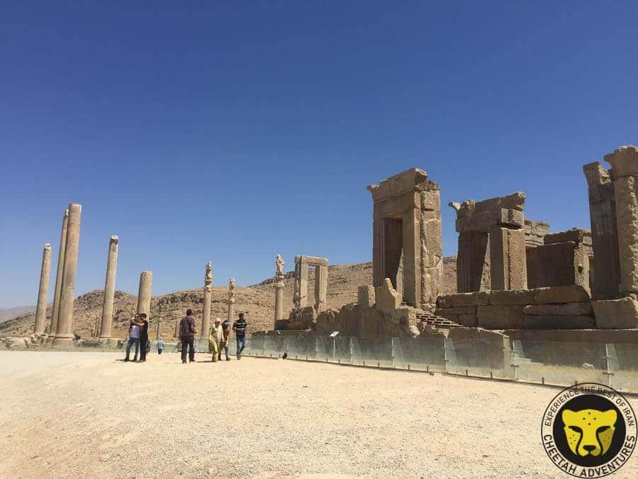 Ruins of Persepolis Takhte Jamshid Shiraz Iran Cultural tour visit iran tour package travel iran trip
