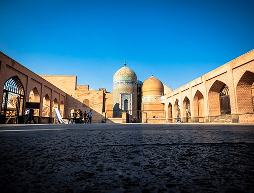 Sheikh Safi al-din Khānegāh and Shrine Ensemble in Ardabil iran destinations things to do in iran attraction iran destination