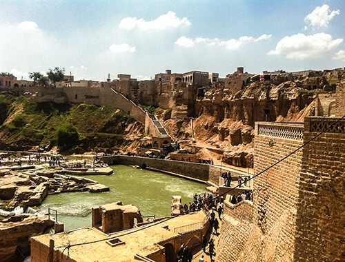 Shushtar_Historical Hydraulic System Khuzestan iran destinations things to do in iran attractions best cultural sites in iran