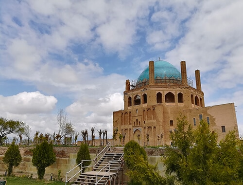Soltaniyeh Zanjan iran destinations things to do in iran attractions cheetah adventures
