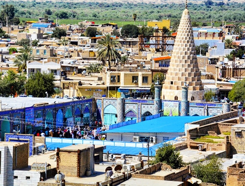 Susa Khuzestan iran destinations things to do in iran attractions iran destination iran unesco cultural sites