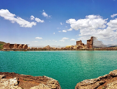 Takht-e Soleyman Azarbaijan iran destinations things to do in iran attractions iran travel guide visit iran cheetah adventures