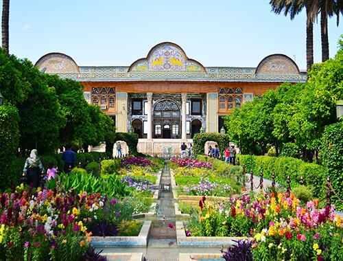 The Persian Garden Ghavam_Garden iran destinations things to do in iran attractions