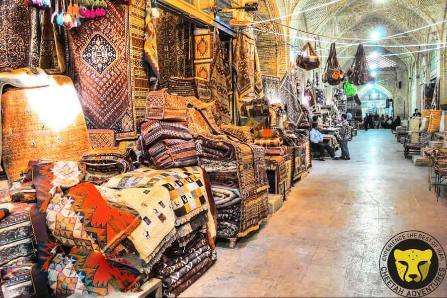 Vakil Bazaar Shiraz Iran Culture tour visit iran tour package travel iran trip