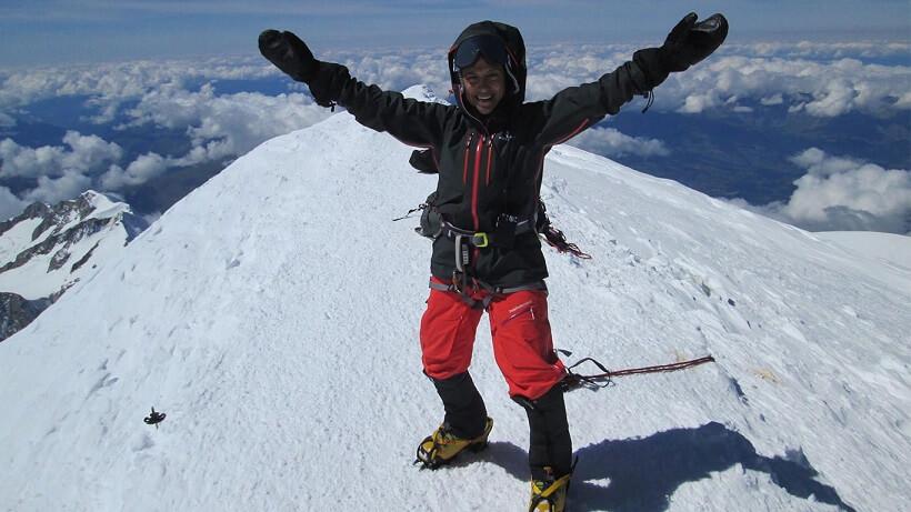Volcanic Seven Summits-climb Mount Damavand mountain trekking summit height facts