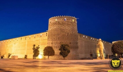arg karim khan shiraz cultural tour visit iran package iran destinations top iran destination things to do tourist attractions in Iran cheetah adventures