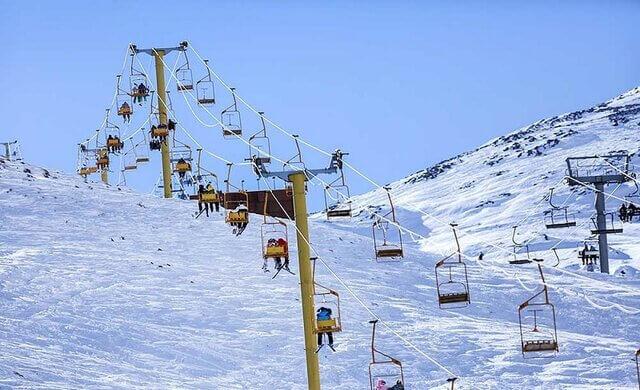 Alvares ski resort ardabil mount sabalan mountain trekking tour iran travel guide attractions things to do destinations Cheetah adventures