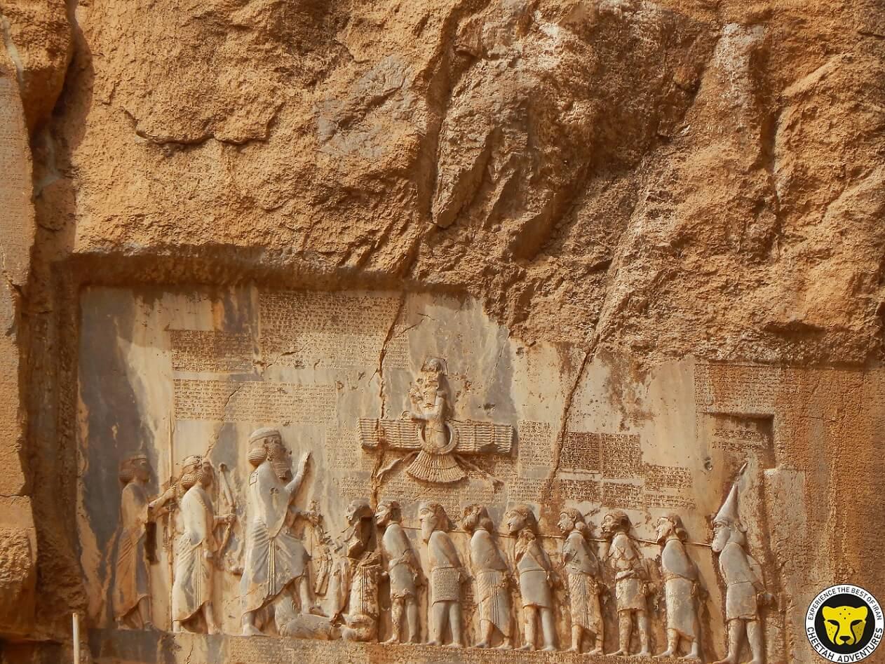 Bisotun Kermanshah visit iran tour travel guide attractions things to do destinations Cheetah adventures