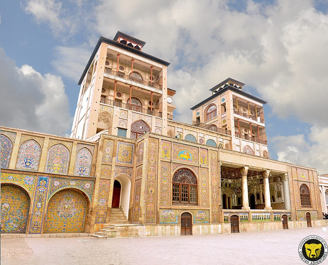 Golestan Palace Tehran visit iran tour travel guide attractions things to do destinations Cheetah adventures