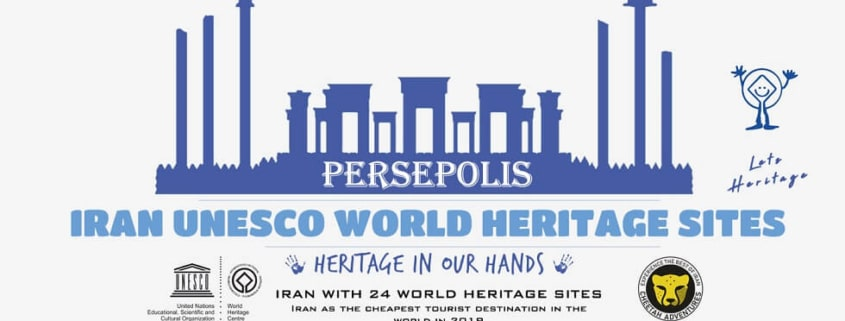Iran UNESCO World Heritage Sites visit iran tours travel guide attractions things to do destinations Cheetah adventures