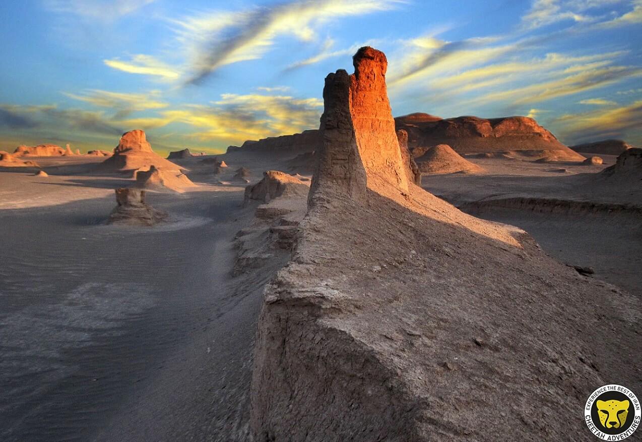 Lut DesertDasht-e Lut visit iran tour travel guide attractions things to do destinations Cheetah adventures