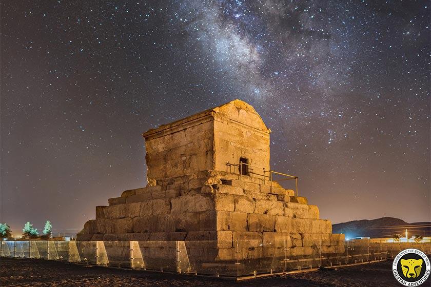 Pasargadae Shiraz visit iran tour travel guide attractions things to do destinations Cheetah adventures
