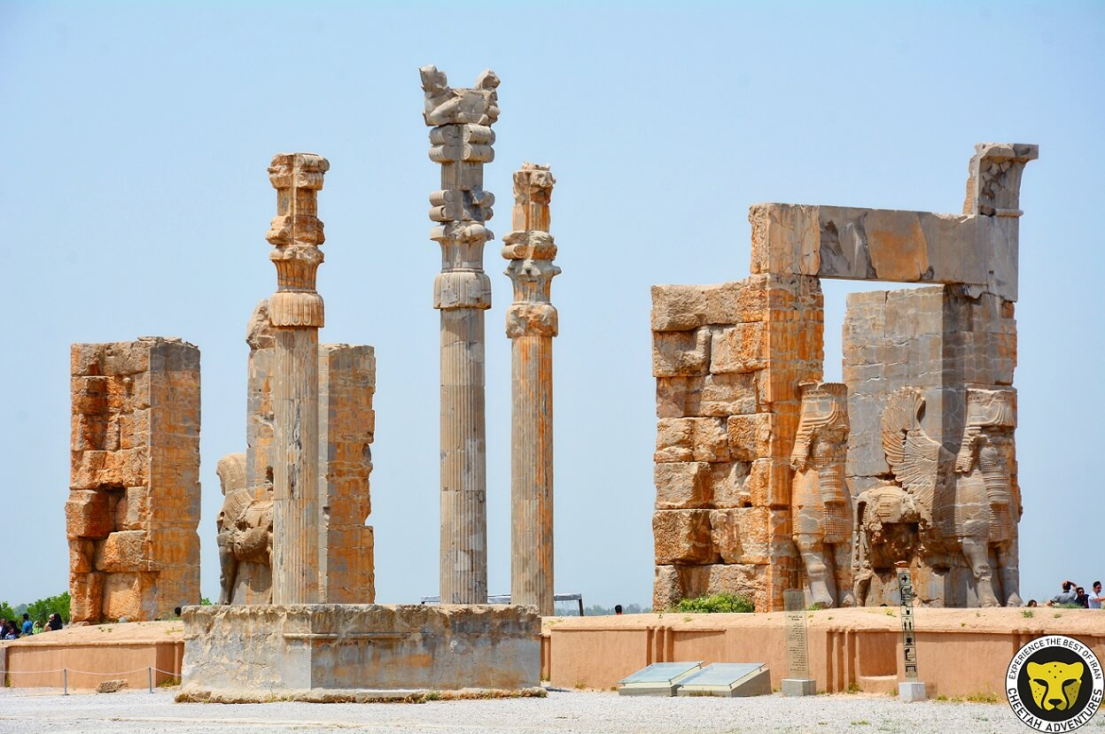 Persepolis Shiraz visit iran tour travel guide attractions things to do destinations Cheetah adventures