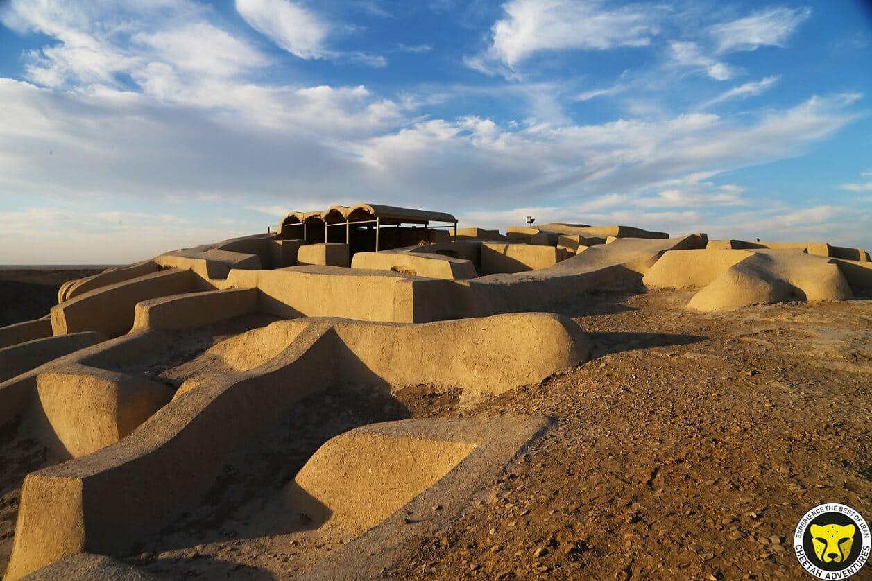Shahr-i-Sokhta Shahr-e Sukhteh visit iran tour travel guide attractions things to do destinations Cheetah adventures