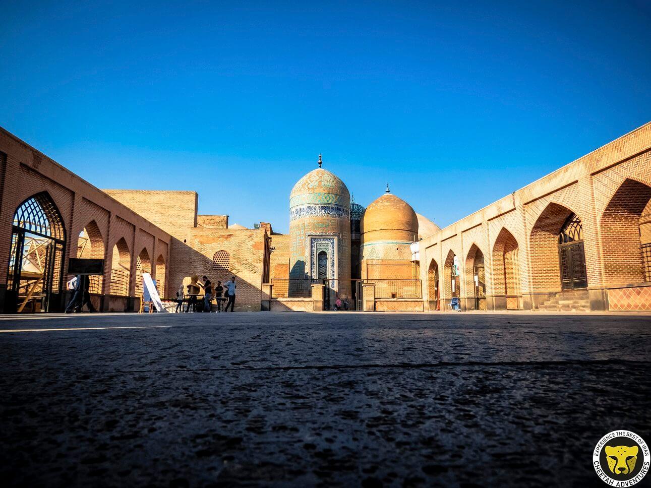 Sheikh Safi al-din Khanegah and Shrine Ensemble Ardabil visit iran tour travel guide attractions things to do destinations Cheetah adventures