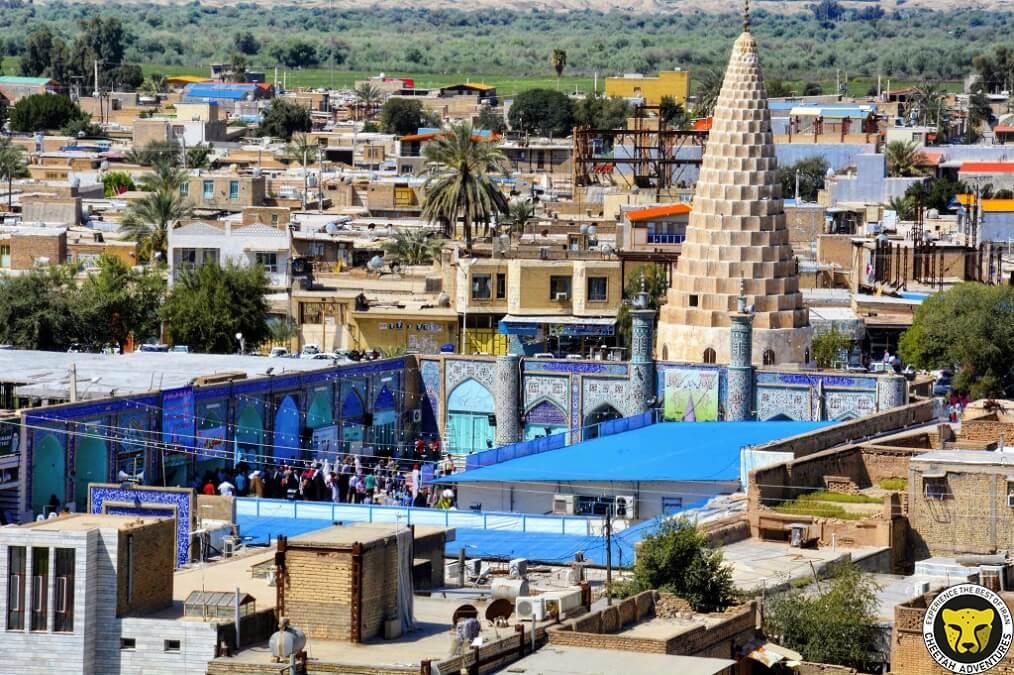 Susa Shush Khuzestan visit iran tour travel guide attractions things to do destinations Cheetah adventures