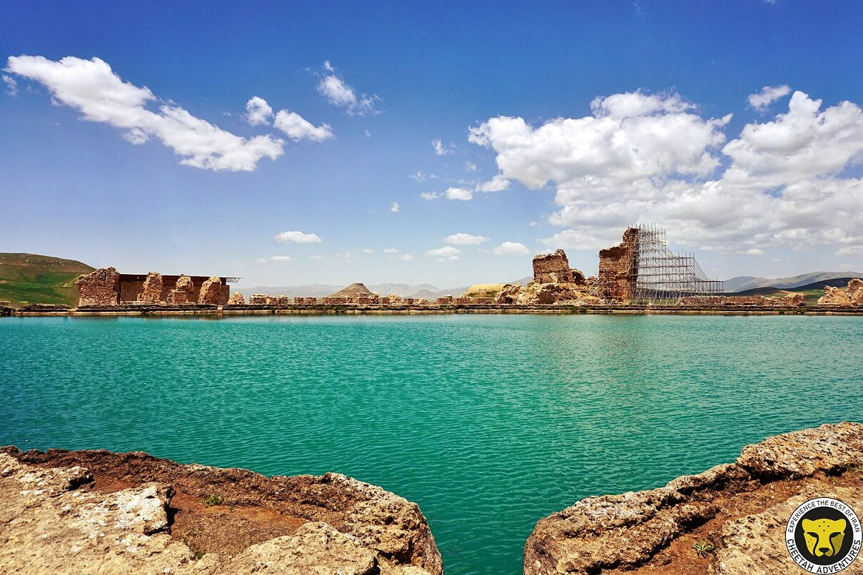 Takht-e Soleyman Azerbaijan visit iran tour travel guide attractions things to do destinations Cheetah adventures